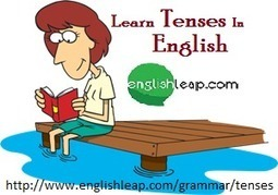 English Tenses | Learn English Grammar | Scoop.it