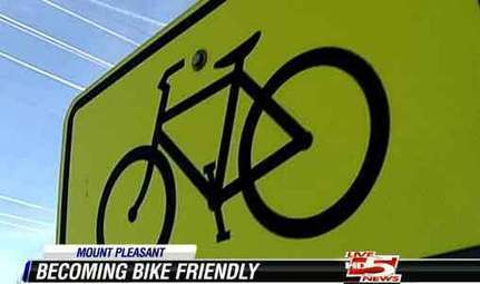 Mount Pleasant looking to be more bike friendly | Local Economy in Action | Scoop.it