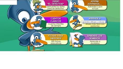 Juegos educativos y divertidos | Recursos útiles para padres para el inicio de la lectoescritura en Educación Infantil | Scoop.it