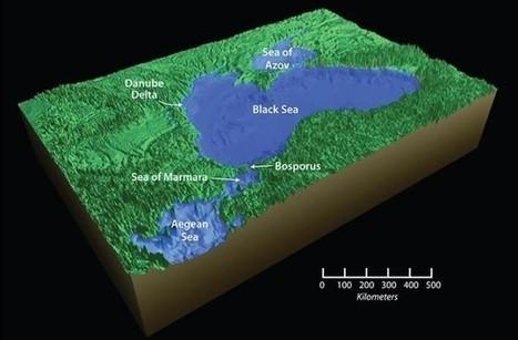 ADN de miles de años atrás conservado en sedimentos del Mar Negro   la evolución de los organismos   Scoop.it