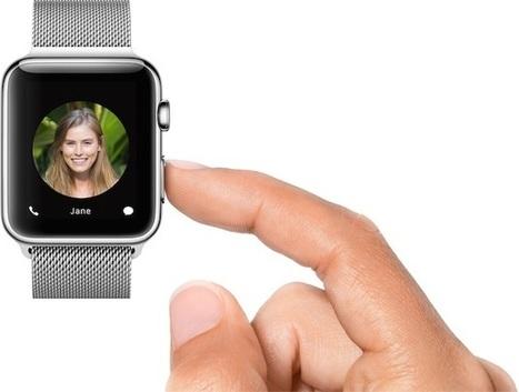 Apple Watch : tout ce que vous (ne) voulez (pas) savoir déjà dévoilé | Technology | Scoop.it