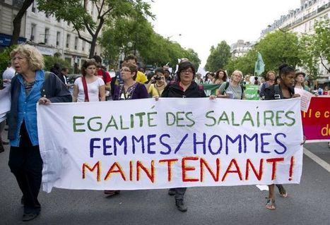 Egalité hommes-femmes: «Supprimer la négociation salarialeest infantilisant» | A Voice of Our Own | Scoop.it