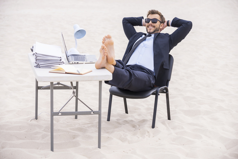 Organiser son travail pour partir en vacances l'esprit tranquille | Gestion de projets | Scoop.it