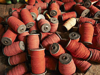 China buys 140 million-kg yarn from India in two months, crisis-ridden textile industry cheers | Fiber Arts | Scoop.it