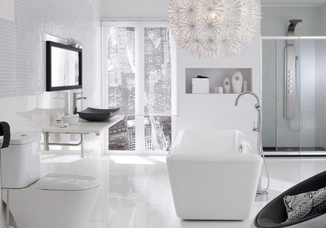 Le bon éclairage pour sa salle de bain | Planete Bain | Le blog ! | Bricoler sa salle de bain ! | Scoop.it