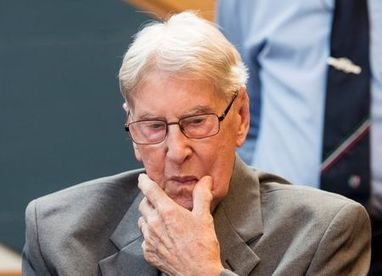 Ex-Auschwitz guard, 'willing henchman' in Holocaust, convicted in Germany   World at War   Scoop.it