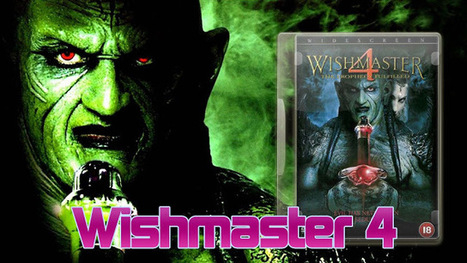 Wishmaster 4: The Prophecy Fulfilled (2002) Hindi Dubbed 720p BRRip | AAR Online Free Movies | Watch Online Movies | Scoop.it