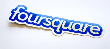 A quoi sert Foursquare ? (Fsq ⅓)   Foursquare : un outil marketing   Scoop.it