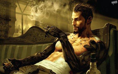 Quantified self, objets connectés et science-fiction : Deus Ex Human Revolution | TuttiQuanti – Tout sur le Quantified Self : applis, objets connectés, sport, cigarette, régime, … | veille | Scoop.it