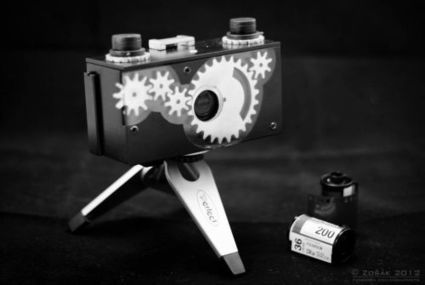 A 35mm Panoramic Pinhole Camera Comes To Life | Photography Gear News | Scoop.it