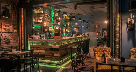 13 Incredible Bars And Restaurants You Must See Before You Die. #1 Is Creepy Yet Awesome | Nightlife, Restaurants, Bars, and Music | Scoop.it