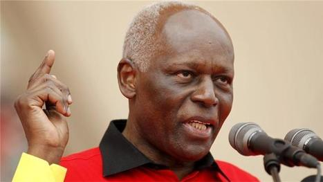 Angola's Jose Eduardo dos Santos 'to quit' in 2018 | Oil&Gas | Scoop.it