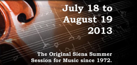SSMA's International Summer Camps Help You Develop Musically & Culturally | music | Scoop.it
