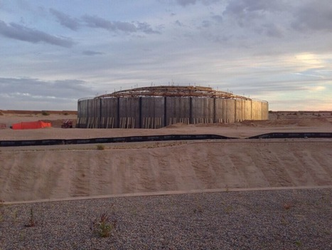 What is this round thing being built in Rio Rancho? | Greg In The ... | Living in Rio Rancho, New Mexico | Scoop.it