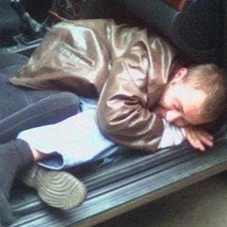 Tenta di rubare una macchina ma si addormenta perchè troppo ubriaco | Religulous | Scoop.it