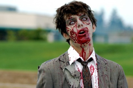 » Top 10 Reasons It Sucks to Be a Zombie   And Geek for All   Scoop.it