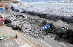 New NASA Study Shows That Japan's Merging Tsunami Doubled the Destruction - Ecocentric | Geography in the classroom | Scoop.it