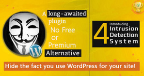 Hide My WP - No one can know you use WordPress V4 | Wordpress Themes | Scoop.it