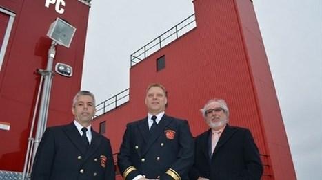 Nouveau centre d'entraînement de lutte contre les incendies à ... - Le Placoteux | Veille informationnelle CNDF | Scoop.it
