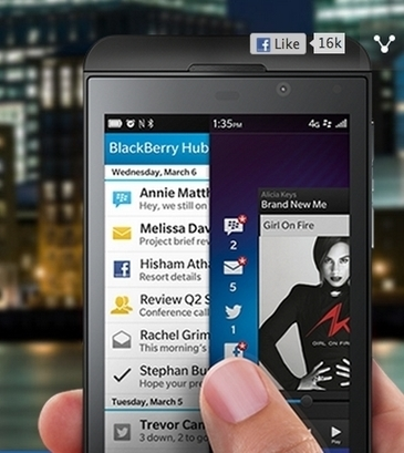 Half of Canadian BB10 pre-orders came from non-BlackBerry users - BlackBerry Blast! | Digital Content Visibility | Scoop.it