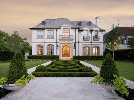 Luxurious custom residence in Dallas | Designing Interiors | Scoop.it