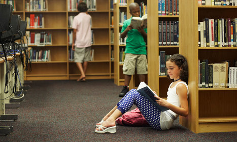 LIBRARY GROUP AIMS TO REEDUCATE PUBLIC ON PROFESSION | Libraries In the Middle | Scoop.it