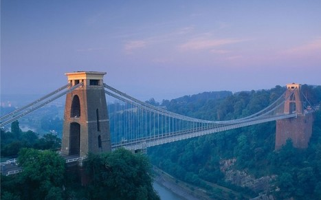 Clifton Suspension Bridge? That's in San Francisco, right? - Telegraph.co.uk | Travel Photography | Scoop.it