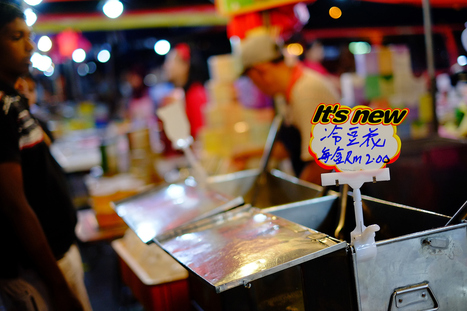 Vintage Night Market - A Visual Treat and Prime Lens Testbed | Click! Magazine | Scoop.it