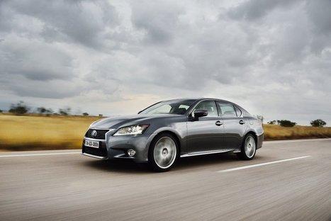 Lexus GS 300h | Chefauto | Scoop.it