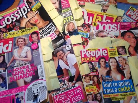 Les neuf lois de la presse people selon Moïse, Freud et Verlaine - Rue89 | celebrités | Scoop.it