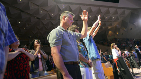 Americans Claim to Attend Church Much More Than They Do | Religious Diversity | Scoop.it