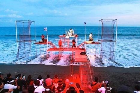 Plays On The Sea, Mengajak Penguasa Laut Bali Tak Berhenti Melawan | Mongabay.co.id | Marine Conservation (Konservasi Laut) | Scoop.it