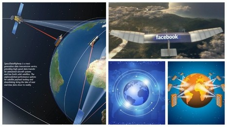 Facebook Will use Drones and Satellites in Dissemination of Internet - TechWaq.com   Unique Technology   Scoop.it