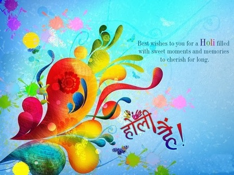 Happy Holi Best Wishes Wallpapers and Images 2014, Happy Holi 2014|Wallpapers For You | Happy Holi 2014 | Scoop.it
