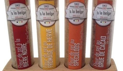 Envie de goûter de la fleur de sel au fromage de Herve, au spéculoos ou à la bière ? (CCI Mag, 1er Septembre 2016) | Alumni HEC Liège | Scoop.it