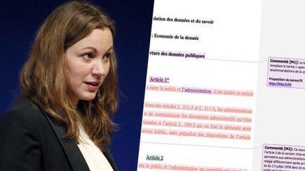 Axelle Lemaire dévoile son projet de loi numérique co-construit avec les internautes | AFEIT | Scoop.it