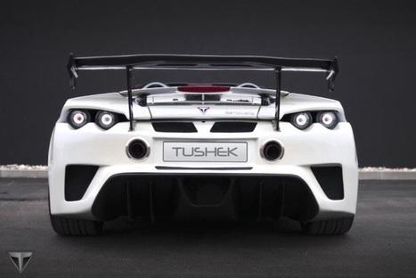 Super masina slovena Tushek Renovatio T500 | Auto fans | Scoop.it