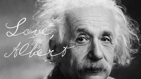 Albert Einstein's Handwriting Is Now A Font | Public Relations & Social Media Insight | Scoop.it