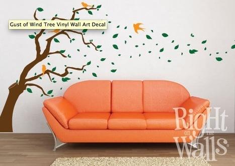 Wall Decals - Vinyl Wall Art | Cool Stuff for the Home & Garden | Scoop.it