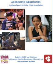 Addressing Inequalities | Addressing Inequalities | World We Want 2015 | E-solidarity | Scoop.it