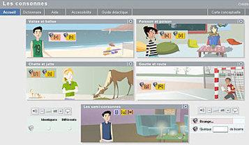 Séquences interactives multimédia FLE - Agrega | Echanges Langues Education | Scoop.it