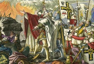 A History of the Roman Empire's Battles with Gauls