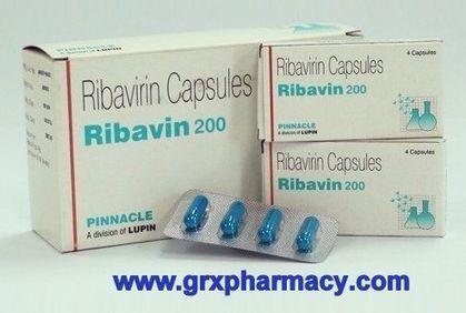 Ribavin (Ribavirin Capsules) | Grxpharmacy | Scoop.it