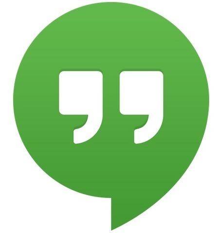 Google fusionne les SMS et les conversations Chat dans Hangouts 2.1 | Communication - Marketing - Web | Scoop.it