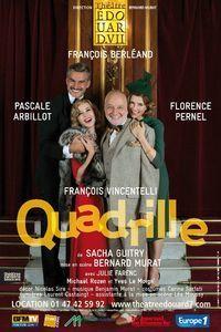 Quadrille de Sacha Guitry au théâtre Edouard VII - Lutetia : une aventurière à Paris | Paris Secret et Insolite | Scoop.it