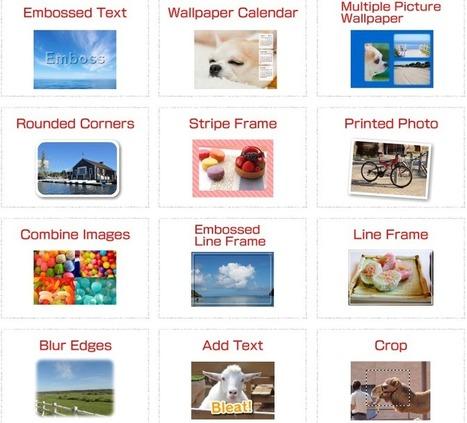 Quick Picture Tools, 12 herramientas para editar imágenes | Nuevas tecnologías aplicadas a la educación | Educa con TIC | Edu-Recursos 2.0 | Scoop.it