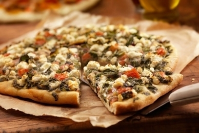 Flavors of the World: Greek Pizza Recipe | PMQ Pizza Magazine | Pizza Recipes | Scoop.it