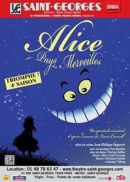 Alice au pays des Merveilles | Idproscenium | Alice au pays des merveilles | Scoop.it