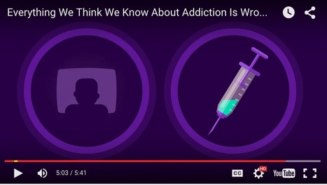 """The Opposite of Addiction is Not Sobriety, The Opposite of Addiction is Connection"" (Johann Hari) // By Amber Ferguson 