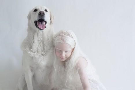 Des Photos rares de personnes Albinos | Photographie | Scoop.it